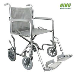 Cadeira de rodas pequenas Cinza Comfort