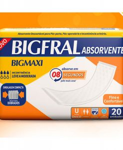 BigFral Max 20 unidades