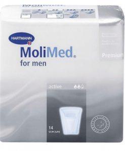 Molimed Active Absorvente Masculino com 14 unidades