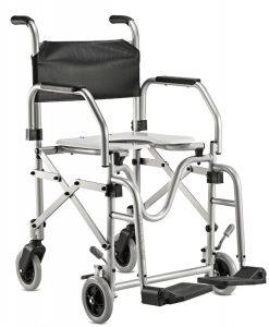 Cadeiras de rodas e Banquetas para banho
