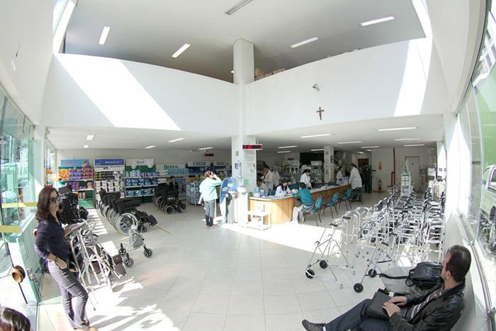 Loja Gino - Material Médico Hospitalar