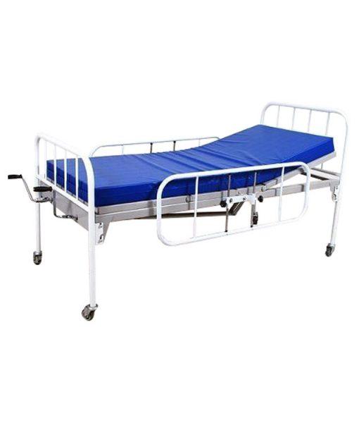 Cama Hospitalar Fawler Tubular Redonda