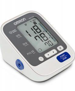 Monitor Automático de Pressão Arterial de Braço Elite Omron (HEM-7130)