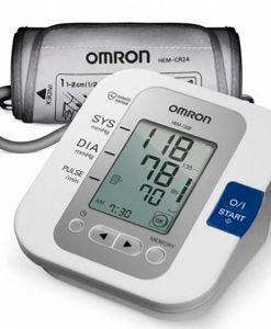 Monitor Automático de Braço Deluxe Omron (HEM-7200)