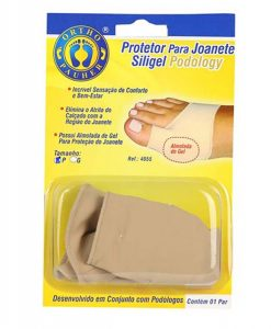 Protetor para Joanete Siligel Podology de Gel