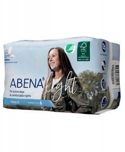 Abena Abri-Light Extra – Absorvente Feminino
