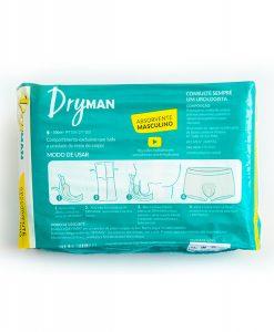 Absorvente Urinário Masculino Dryman