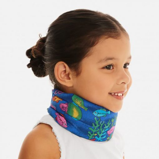 Colar Cervical de Espuma Chantal Kids