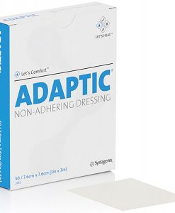 Adaptic Non-Adhering Dressing Systagenix