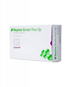 Mepilex Border Post-Op