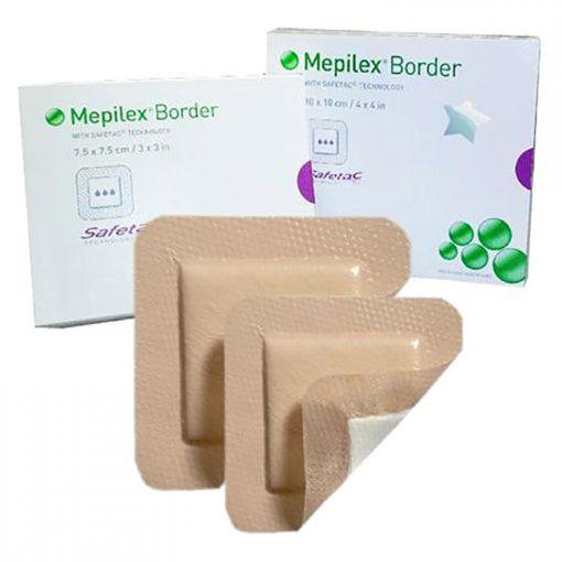 Mepilex Border Safetac