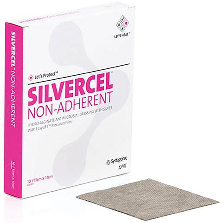 Silvercel Non-adherent Systagenix