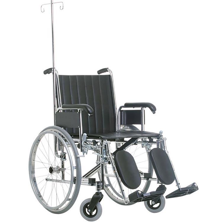 599b53e68 Cadeira de Rodas Jaguaribe Hospitalar - Gino Material Médico Hospitalar