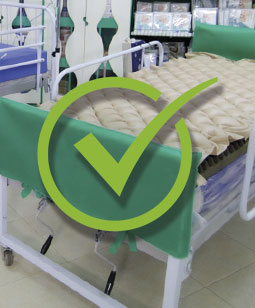 Higienização de Cama Hospitalar