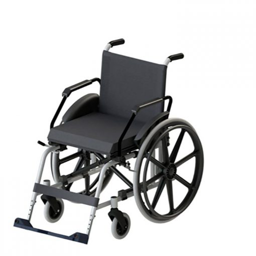 Cadeira de rodas Jaguaribe J3