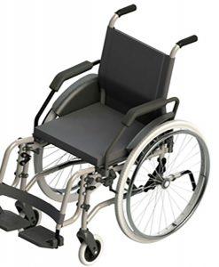 Cadeira de Rodas Jaguaribe Taipu J2