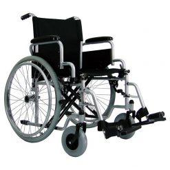 Cadeira de rodas Aço Frankfurt - Praxis