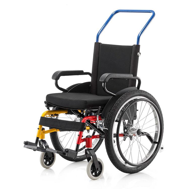 Cadeira de Rodas Cantu Infantil - Ortopedia Jaguaribe