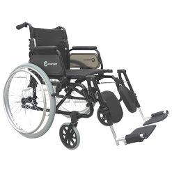 Cadeira de Rodas Alumínio Comfort SL 7100 com Elevação