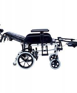 Cadeira de Rodas Reclinável Praxis Evolution Recliner