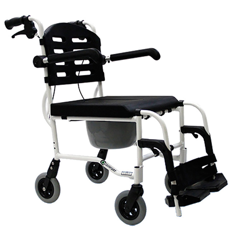 Cadeira de Rodas para Higienização SL155 Aro 6 Comfort