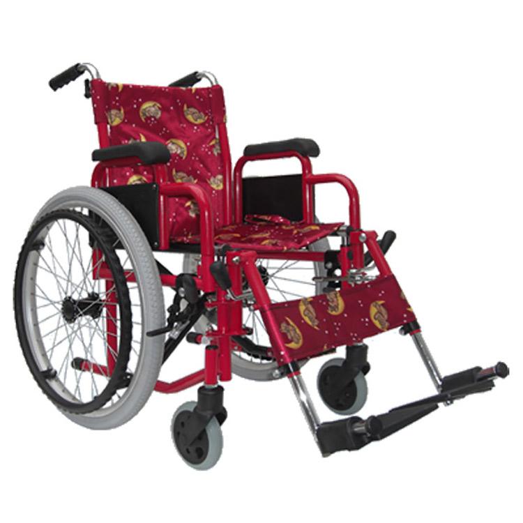 Cadeira rodas Infantil- Comfort