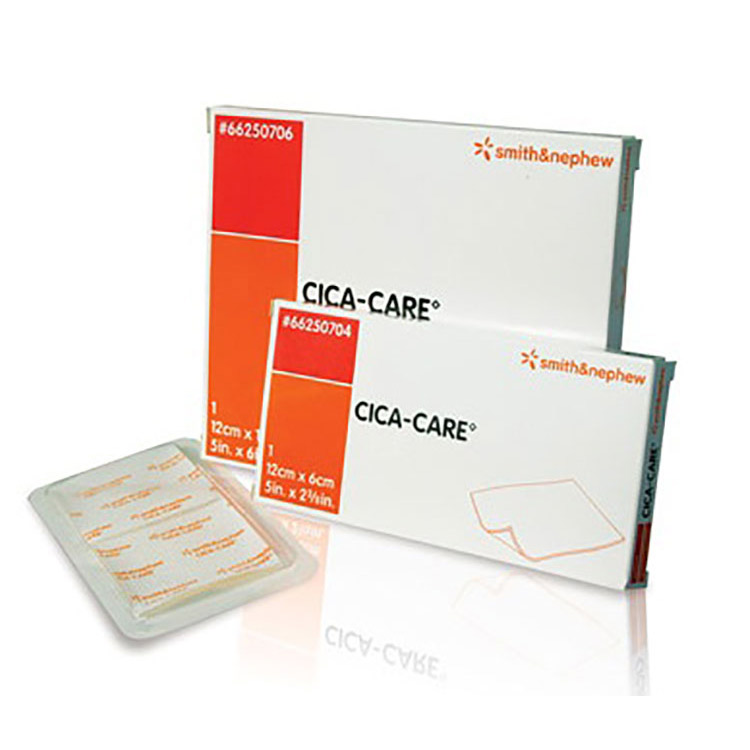 Cica-care - Placa de gel de silicone auto-adesiva - Smith & Nephew