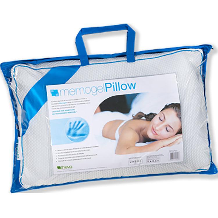 O travesseiro Memogel Pillow é um sucesso absoluto de vendas nos Estados Unidos.