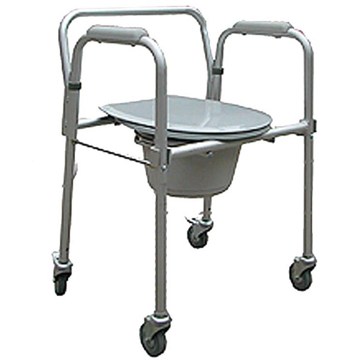 Cadeira para higienização dobrável Praxis (Modelo ACMF302W)