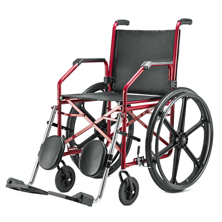 Cadeira de rodas 1012 - Ortopedia Jaguaribe