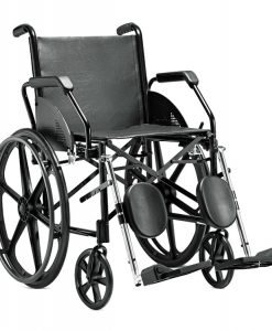 Cadeira de rodas 1016 - Ortopedia Jaguaribe