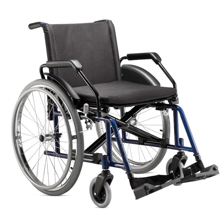 Cadeira de rodas Poty - Ortopedia Jaguaribe