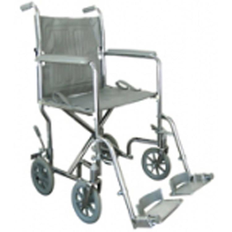Cadeira de rodas pequenas Cinza-Comfort - CE-808N100SF-FB