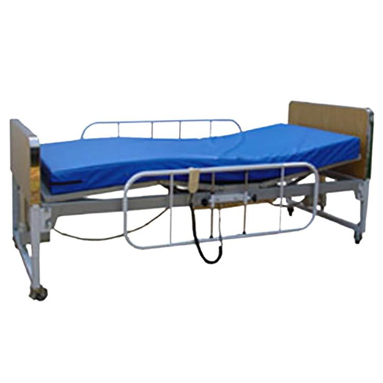 Cama Hospitalar Motorizada com ajuste altura estrado