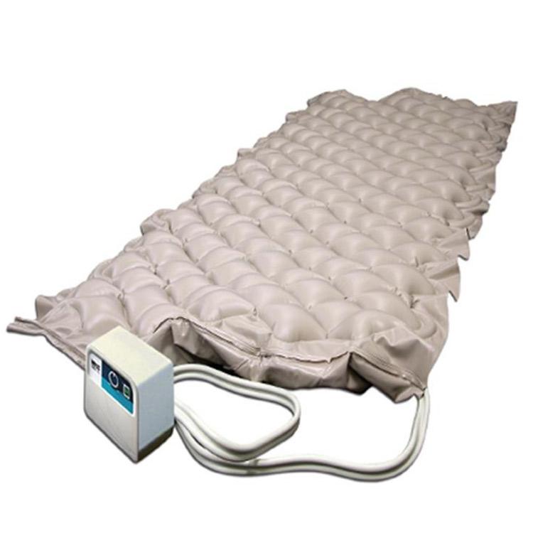 Sistema Colchão Pneumático, Bio Air Plus, Salvapé, Gino, Material Médico Hospitalar, Prevenção das úlceras de pele causadas por pressão constante, Em vinil, resistente, flexível, impermeável.