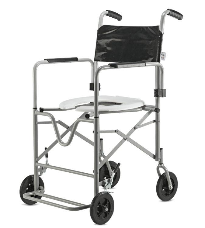 Cadeira de Banho Dobrável - Ortopedia Jaguaribe - Gino Material ... 5fd6402bdddcd
